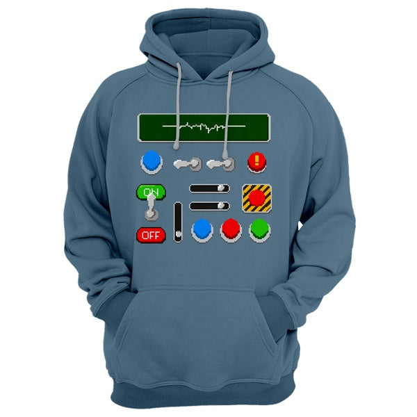 Push the Button Hoodie