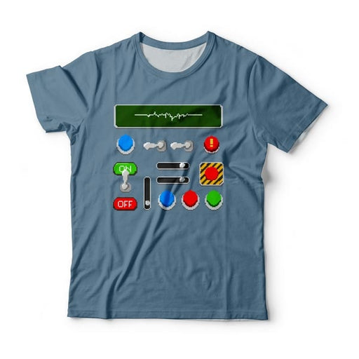 Push the Button T-Shirt