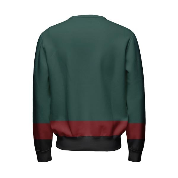 Fresh X Tricolor Sweatshirt