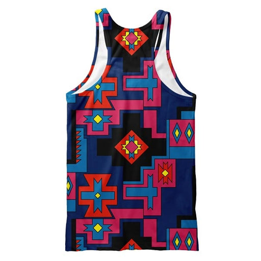 Fresh X Tribal Tank Top