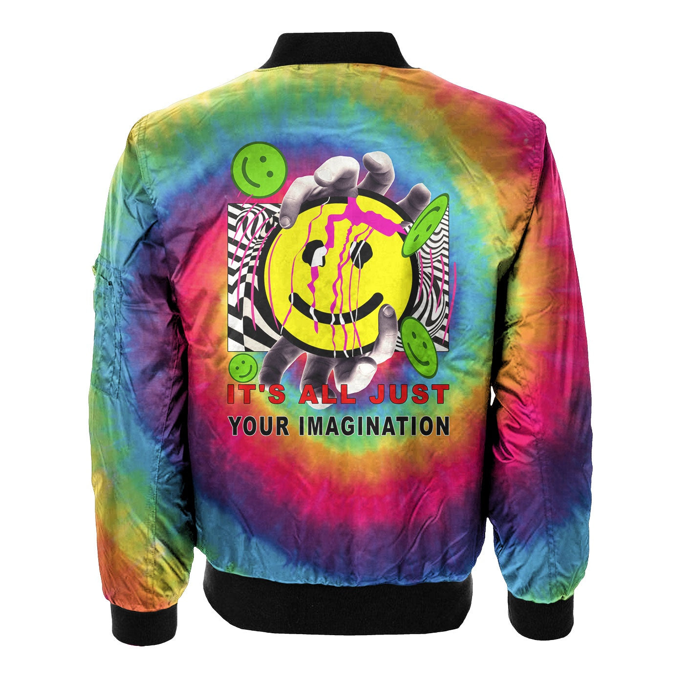 Imagination Bomber Jacket