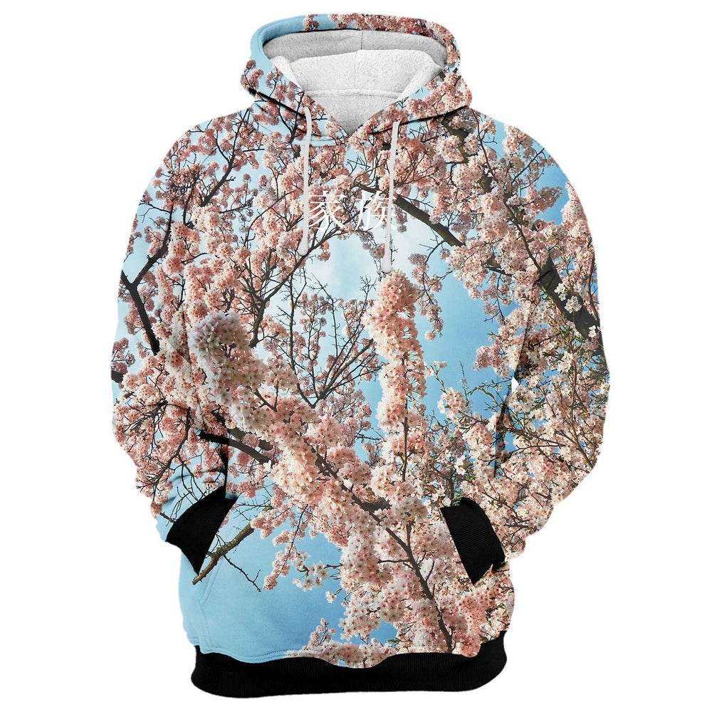 Fam Pink Blossom Hoodie