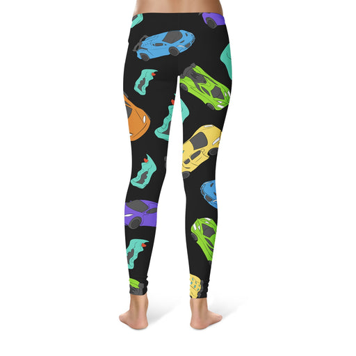 Toy Car Leggings