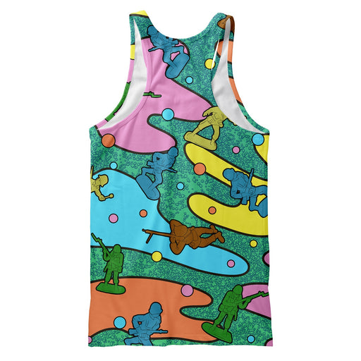 Toy Soldiers Tank Top