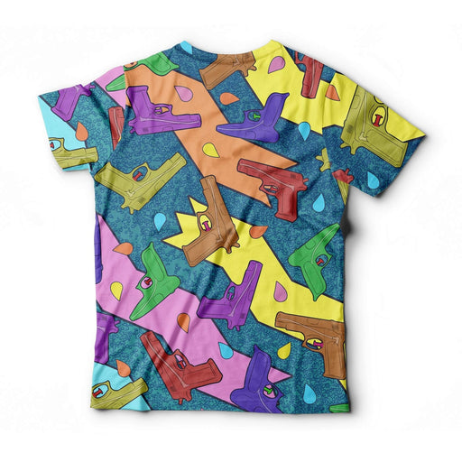 Water Guns T-Shirts