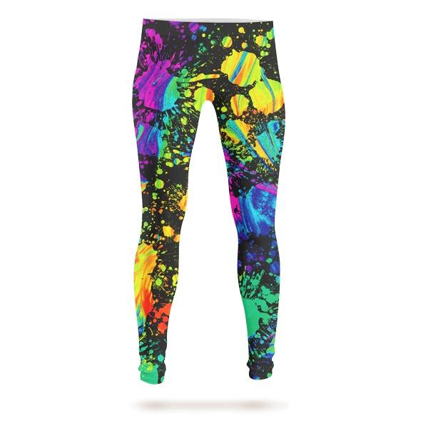 Colorful Vibes Leggings