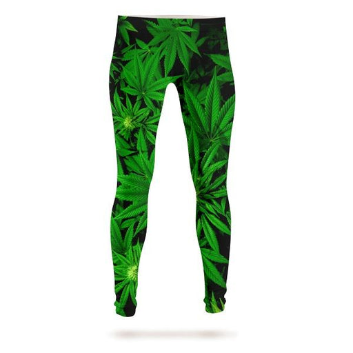 Green Dreams Leggings