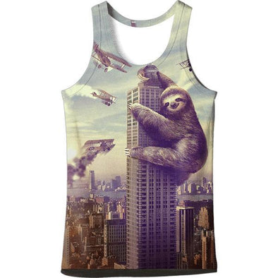 Invader Tank Top