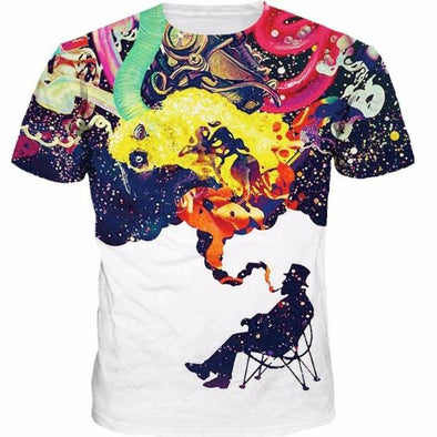 Smokey Dreams Unisex T-Shirt