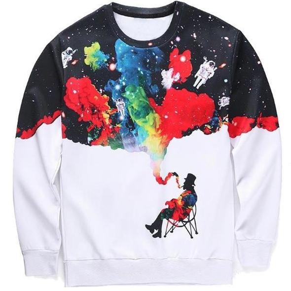 Smokey Dreams Unisex Sweatshirt
