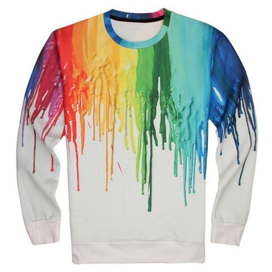 Colorful Sweatshirt