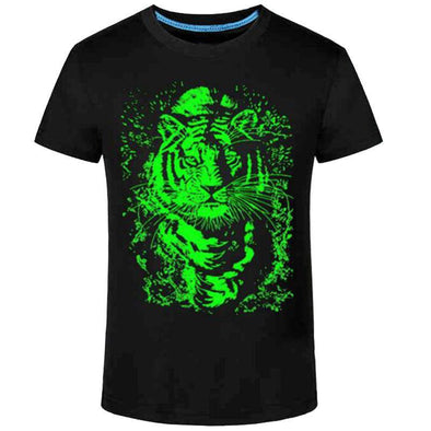 Tiger Fluorescent T-Shirt
