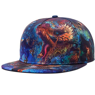 Colorful Dragon Cap