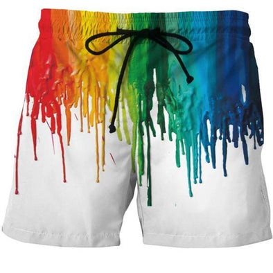 Colorful Short