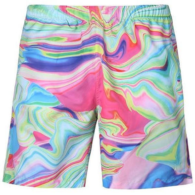 Colorful Ocean Short