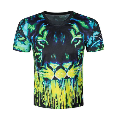 Cool Tiger Luminous T-Shirt