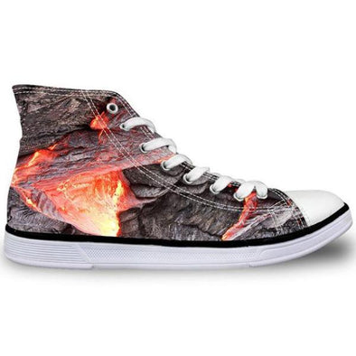 Volcanic Shoes