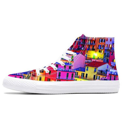 Colorful House Shoes