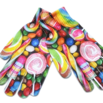 Candy Gloves