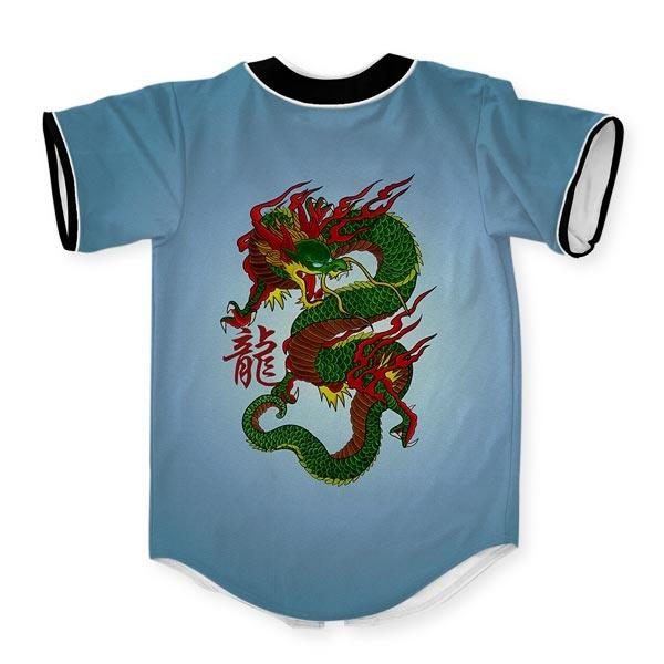Ancient Dragon Jersey