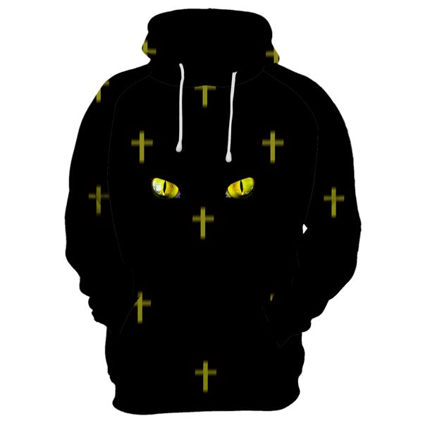 Eyes In The Dark Hoodie