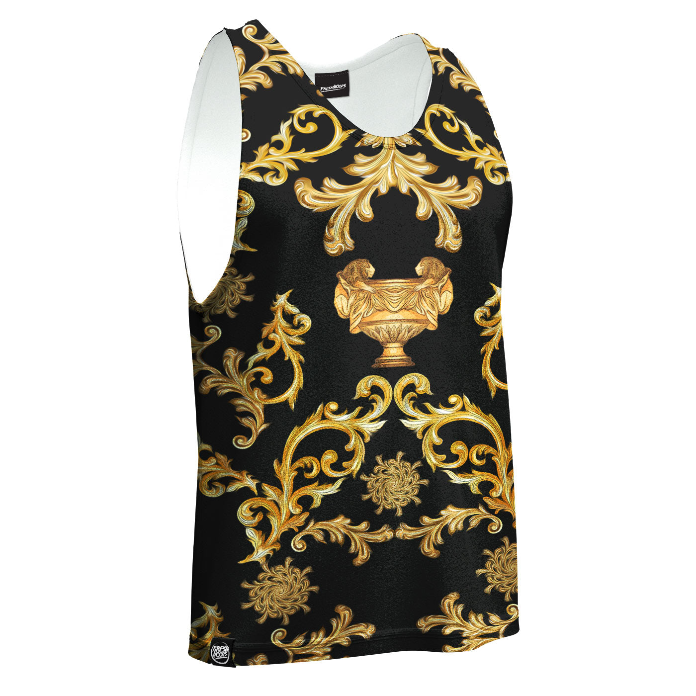 Baroque Tank Top