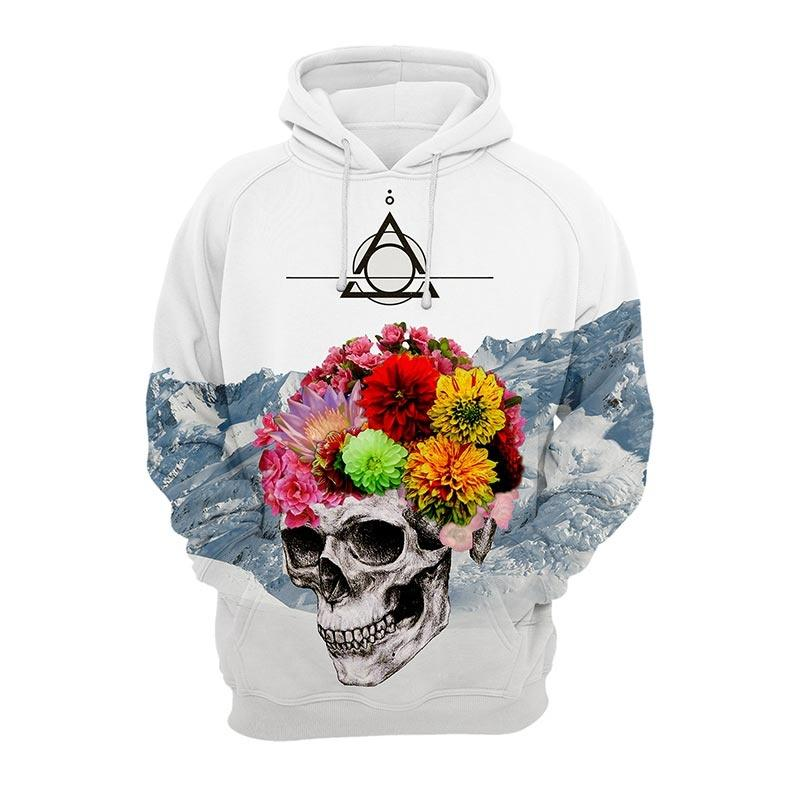 Gothic Mountains Hoodie