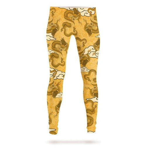 Ancient Dragons Leggings