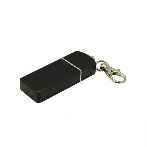 Portable Metal Keyring Ashtray