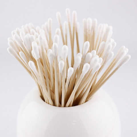 800 Wooden Q-Tips/Cotton Swabs