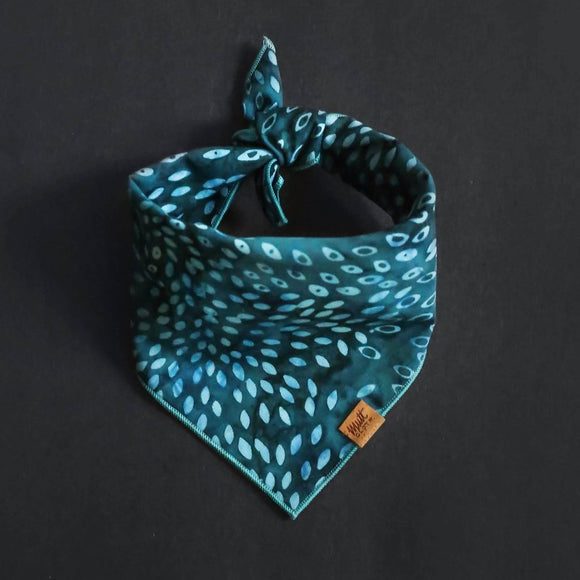 Schools (Pacific) - Mutt Cloth Dog Bandana