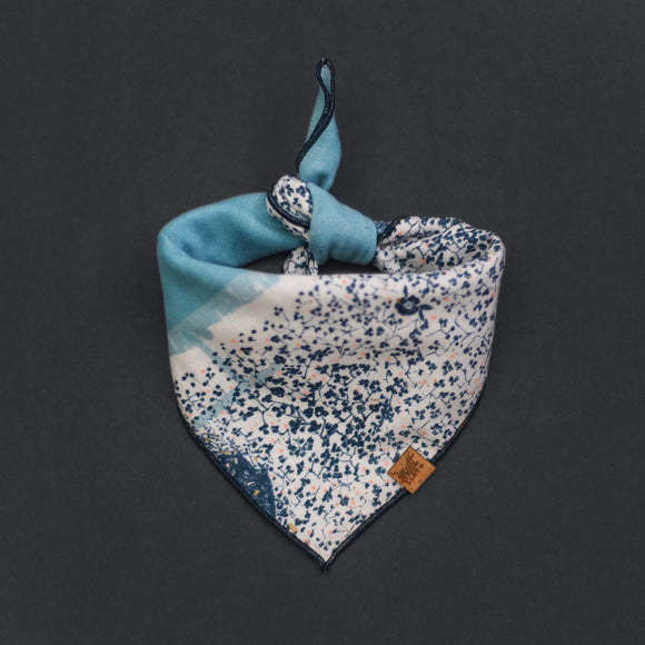 Seaglass - Mutt Cloth Dog Bandana