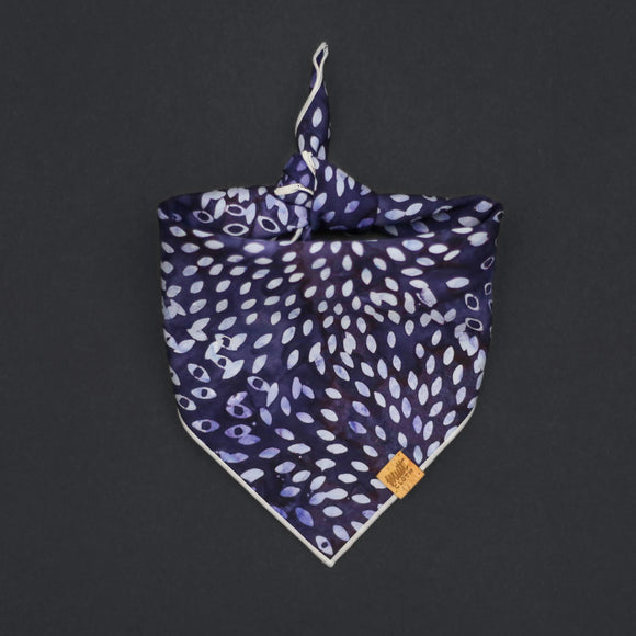 Schools (Baltic) *PRE-ORDER* - Mutt Cloth Dog Bandana