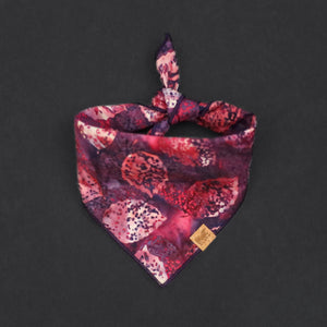 Bloom - Mutt Cloth Dog Bandana