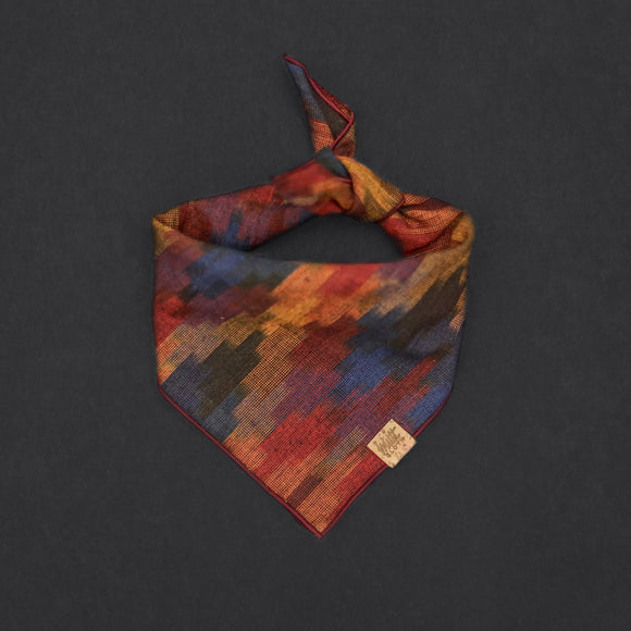 Garnet - Mutt Cloth Dog Bandana