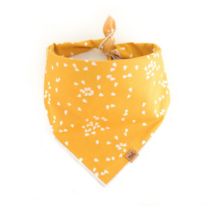 Mustard - Mutt Cloth Dog Bandana