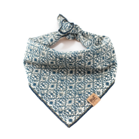 Mosaic - Mutt Cloth Dog Bandana