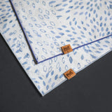 Schools (Arctic) - Mutt Cloth Dog Bandana