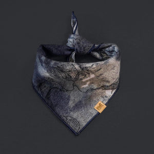 Betta *PRE-ORDER* - Mutt Cloth Dog Bandana