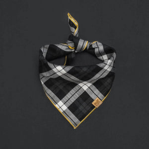 Checkmate - Mutt Cloth Dog Bandana