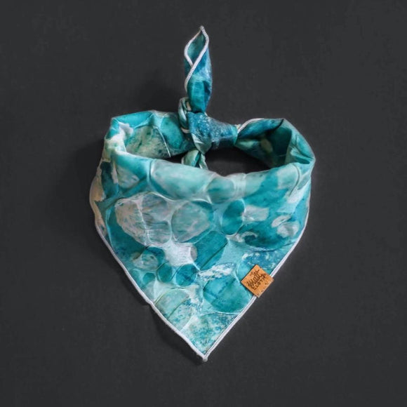 Green Lake - Mutt Cloth Dog Bandana