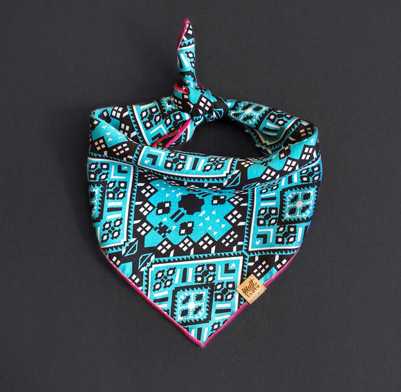 Ceramic - Mutt Cloth Dog Bandana