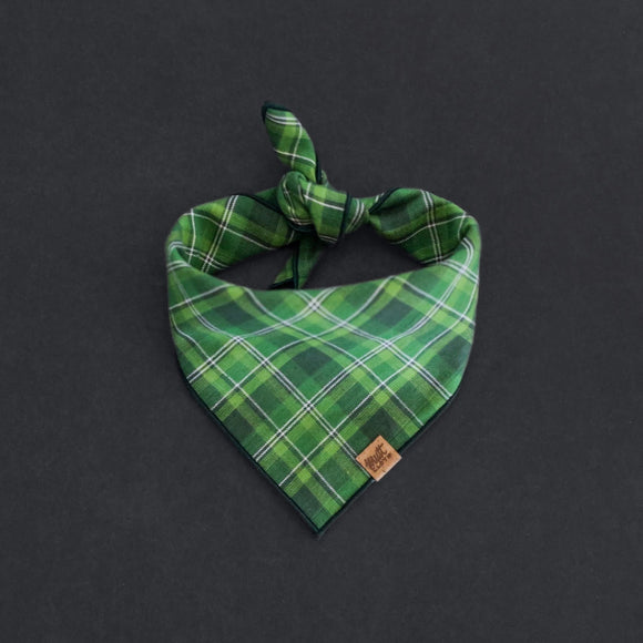 Verdant - Mutt Cloth Dog Bandana