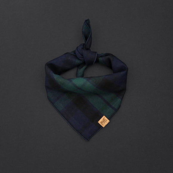 Highland - Mutt Cloth Dog Bandana