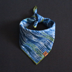 Reeds - Mutt Cloth Dog Bandana