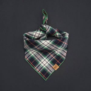 Clover - Mutt Cloth Dog Bandana