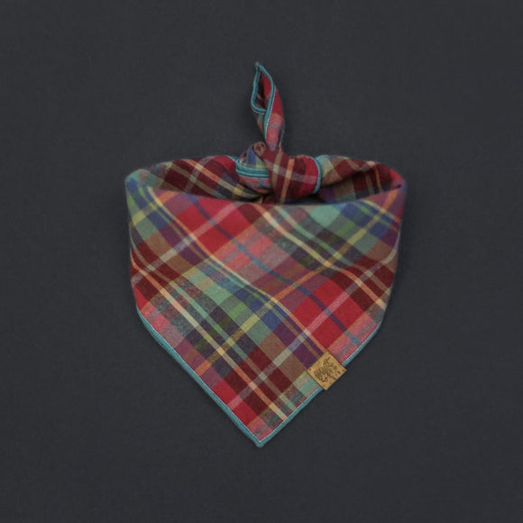 Strawberry - Mutt Cloth Dog Bandana