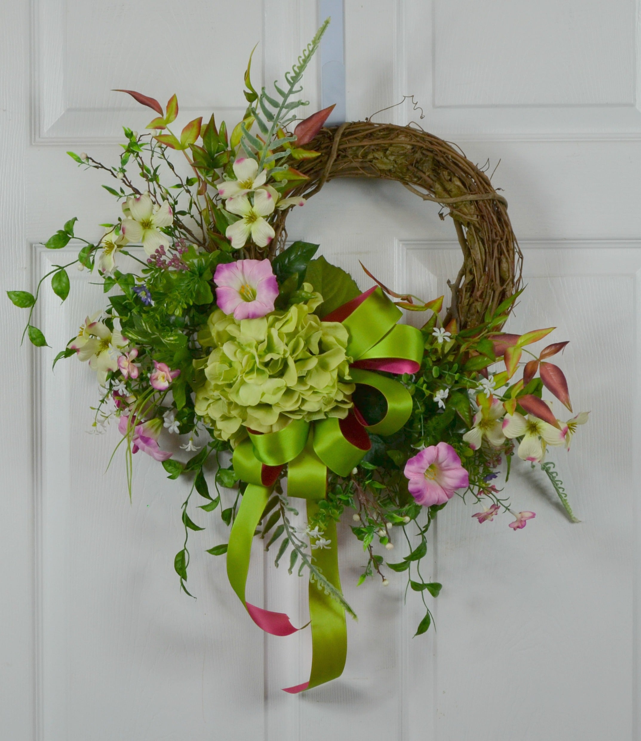 etsy my the addition door share latest to spring wreaths shop front peony pin doors wreath excited for