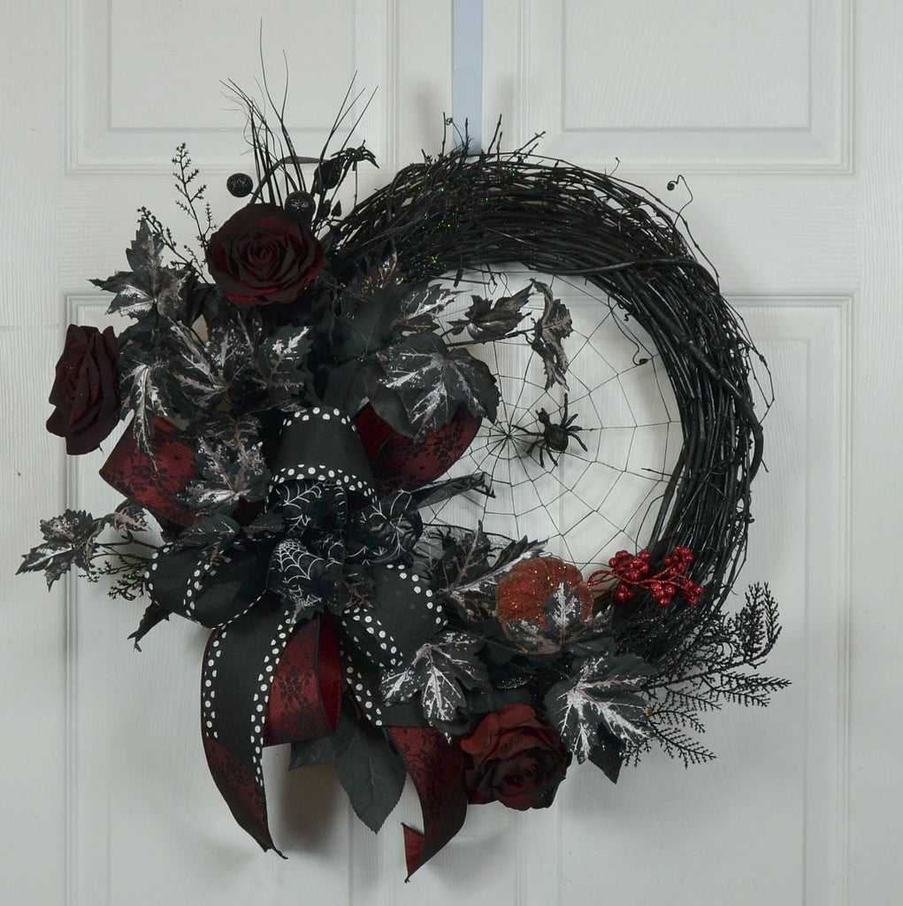 Halloween Front Door Wreath Decor for your Home