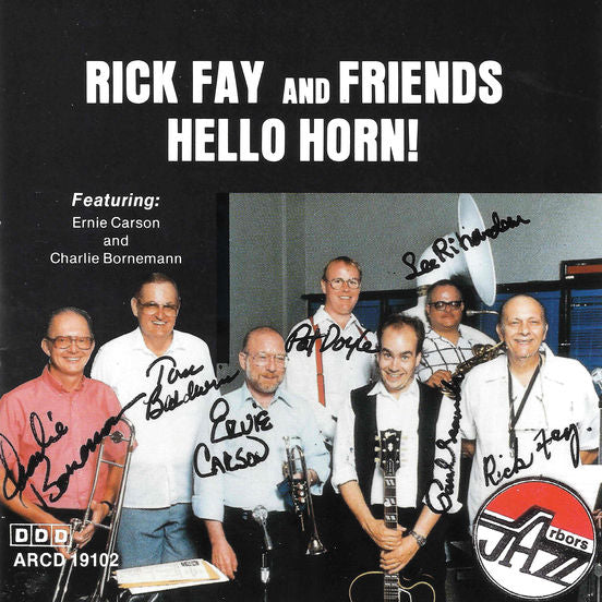 Hello Horn featuring Charlie Borneman